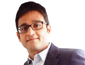 Jasraj Virdi, Head of Public Affairs and CSR at CLP India